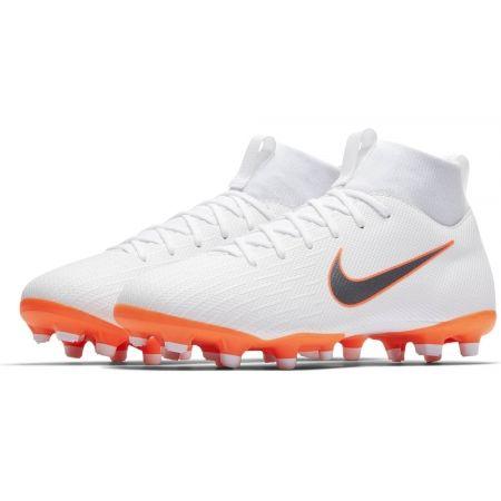 Obuwie piłkarskie dziecięce - Nike SUPERFLY VI ACADEMY MG JR - 12
