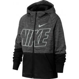 Nike THRMA HOODIE FZ GFX - Bluza sportowa chłopięca