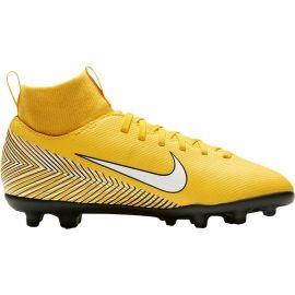 Nike JR SUPERFLY 6 CLUB NEYMAR MG - Buty piłkarskie dziecięce