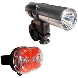 Profilite CYKLO-I - Zestaw 2 lamp rowerowych