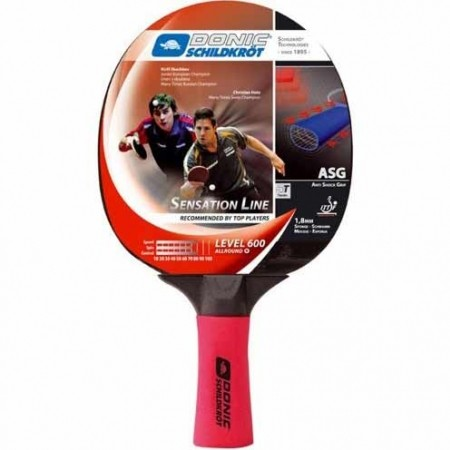 SENSATION 600 – Rakietka do tenisa stołowego - Donic SENSATION 600