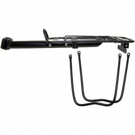 One BAGAŻNIK ALUMINIOWY NA WSPORNIK SIODEŁKA - Bagażnik rowerowy aluminiowy