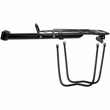 BAGAŻNIK ALUMINIOWY NA WSPORNIK SIODEŁKA – Bagażnik rowerowy aluminiowy - One BAGAŻNIK ALUMINIOWY NA WSPORNIK SIODEŁKA