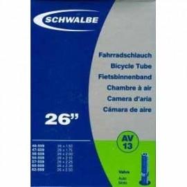 Schwalbe Dętka AV13 26x1.5-2.5