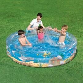 Bestway 79x21 Transparent Sea Life Pool - Basen dmuchany – Bestway