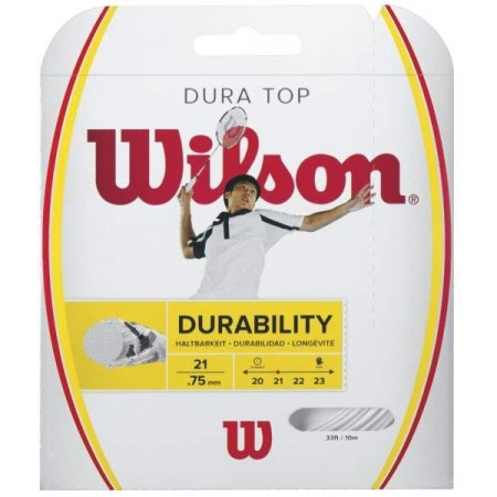 DURAMAX TOP -Struny do badmintona - Wilson DURAMAX TOP
