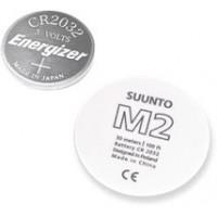 Suunto M2 WHITE BATTERY REPLACEMENT KIT - Bateria i wieczko