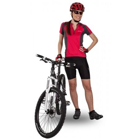 SHORT – Spodenki rowerowe damskie - Klimatex SHORT - 5