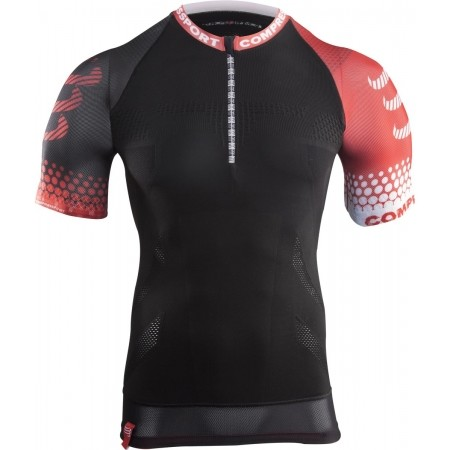 TRAIL SHIRT – Koszulka do biegania męska - Compressport TRAIL SHIRT - 1