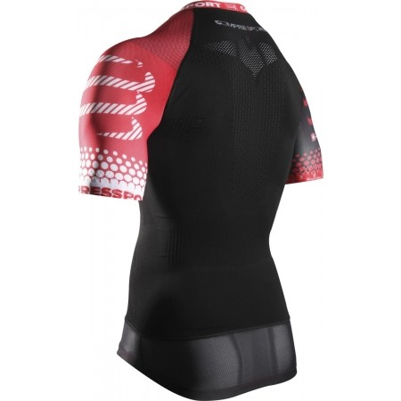 TRAIL SHIRT – Koszulka do biegania męska - Compressport TRAIL SHIRT - 3