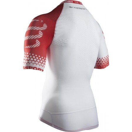 TRAIL SHIRT – Koszulka do biegania męska - Compressport TRAIL SHIRT - 7